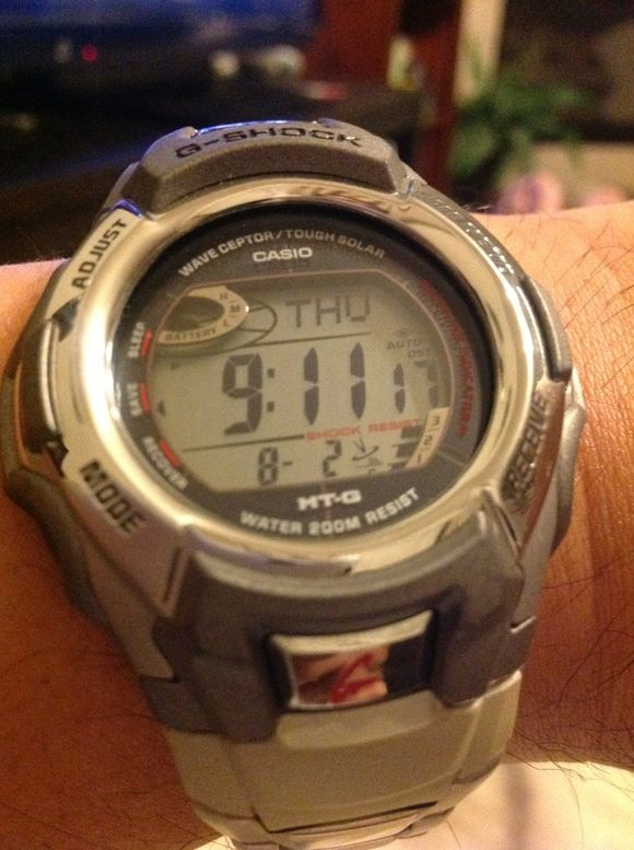 G Shock MTG 900 is a watch that just makes sense